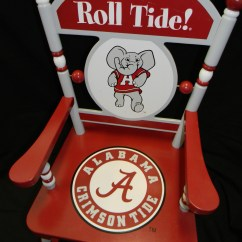 Alabama Rocking Chair Plastic Patio Chairs Walmart Auction Items 2014  Arty Party Gala The University Of