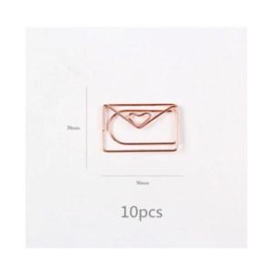 Envelope Rose Gold