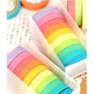 10 Set Rainbow