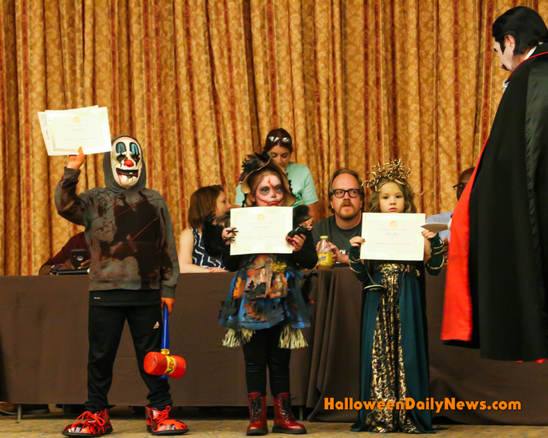Costume Contest Kid Winners