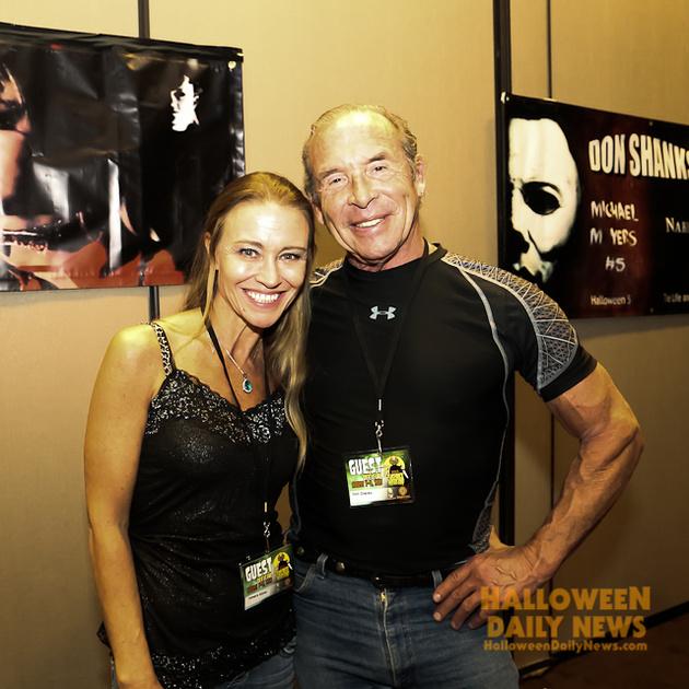Tamara Glynn and Don Shanks