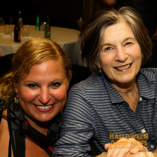 HDN's Sue Artz with Nancy (Loomis) Kyes