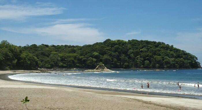 Playa Carrillo. Costa Rica.