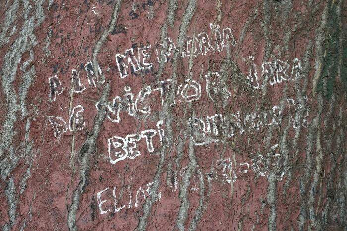 A la memoria de Victor Jara, beti gogoan!! Santiago, Txile.