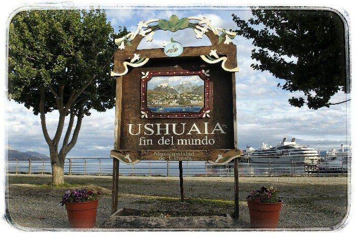 Ushuaia, fin del mundo. Argentina.