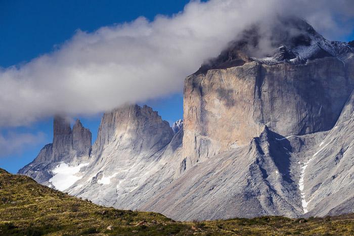 Torres del Paine. Txile.