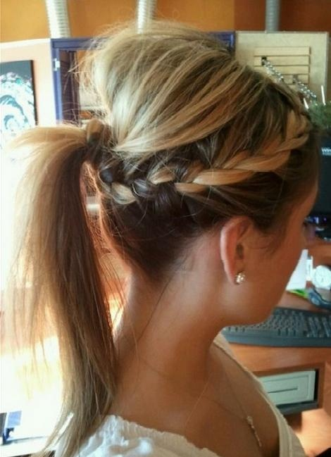 25 Great Ponytail Tutorials Archives Artzycreations Com