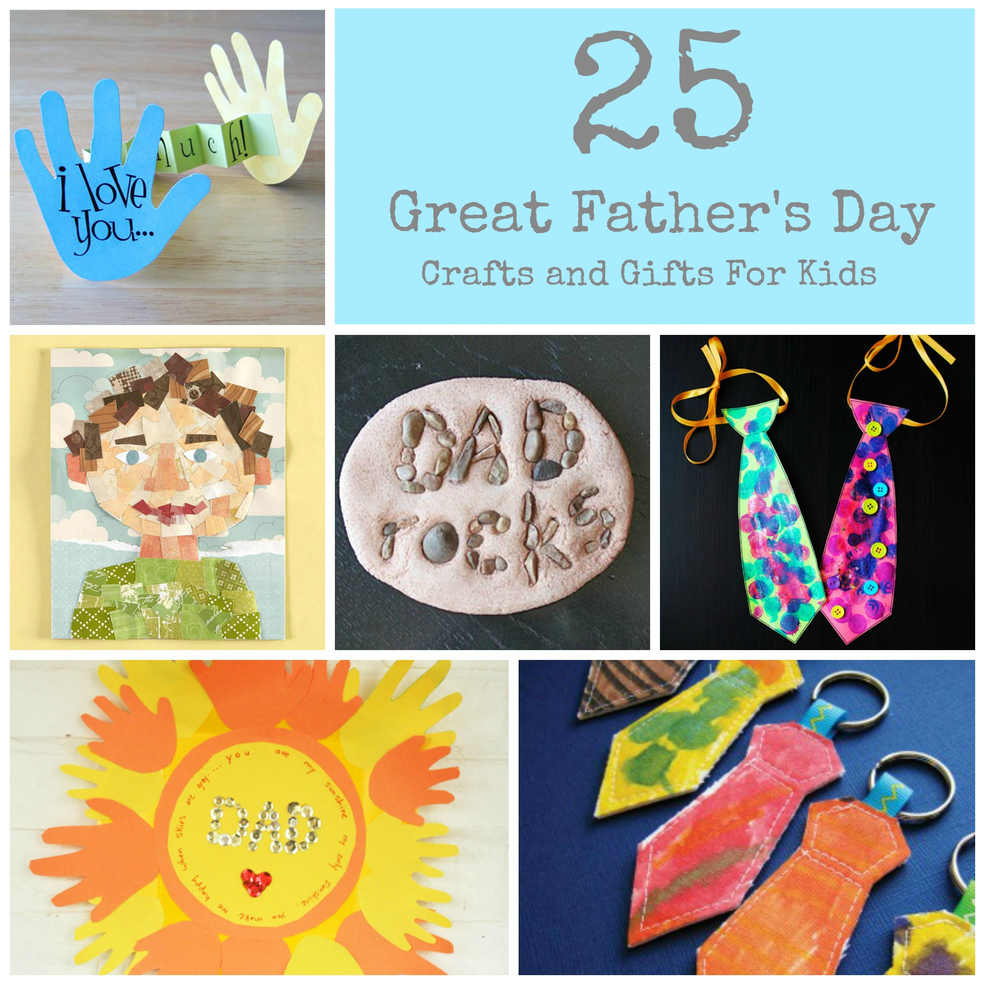 Father S Day Ideas For Kids Archives