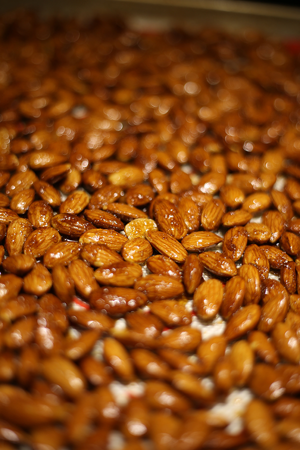Spiced Nuts-a sweet and spicy snack