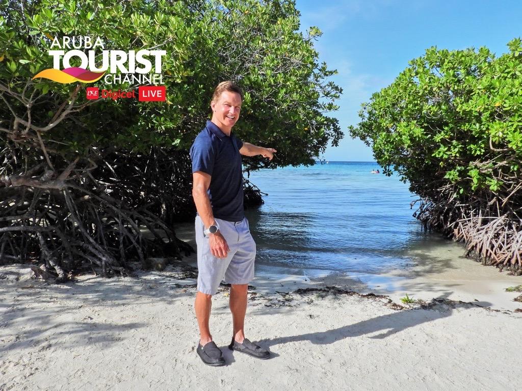 Why Sam Gore Loves Aruba