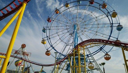 雨でも遊べる!マリーナホップの懐かしの遊園地「マリーナサーカス」の魅力をガイド