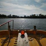 元安橋リバークルーズに乗ってみた!川から見る街が本当に気持ちいい♪