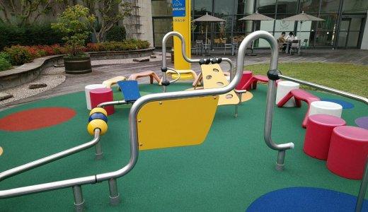 雨でもOK!広島中心部で1番便利なパセーラの「天空広場」