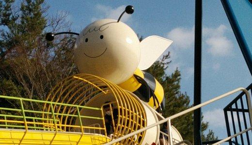 海田総合公園 3倍遊べる超大型遊具&40mロングすべり台