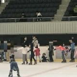 スケート開場祭