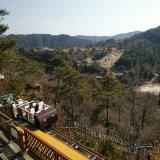 広島市森林公園 モノレール