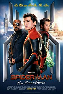 Review Film Spiderman : Far From Home | arum.me