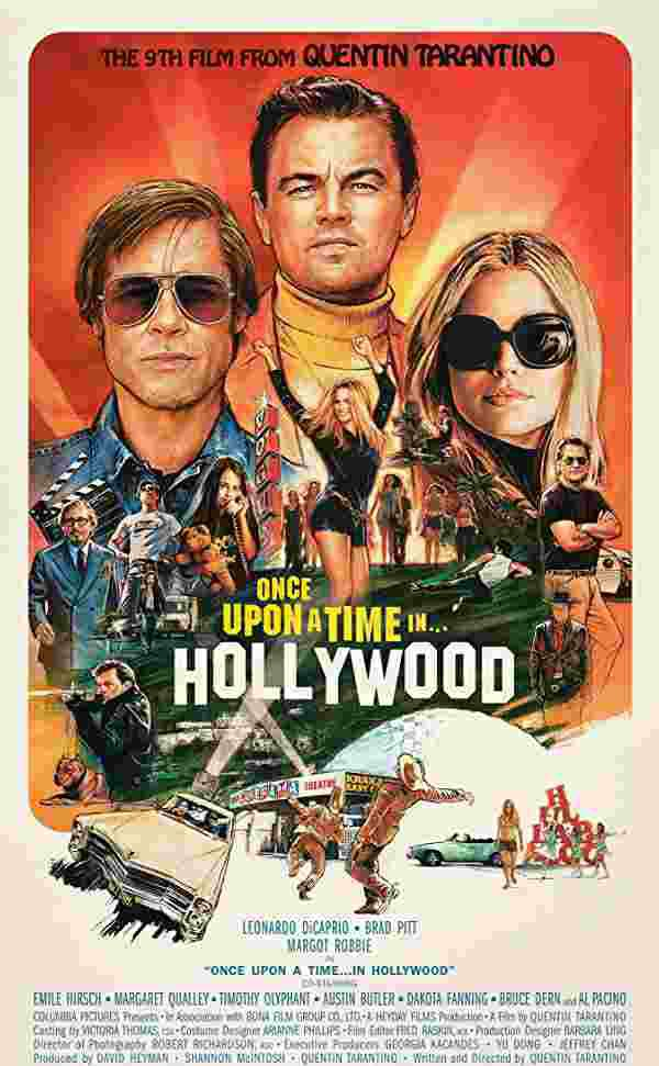 Review Film Once Upon A Time In Hollywood | arum.me