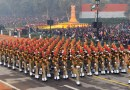 BSF's Marching Contingents, the best among Para-military Contingents