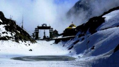 Photo of Heavy snowfall in Arunachal Pradesh