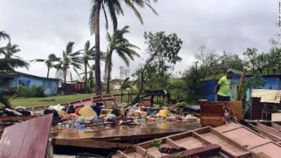 Fiji Cyclone- 2