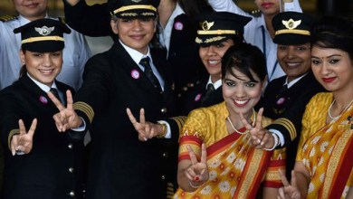 Photo of Women's Day special: Air India women crew operates world's longest flight
