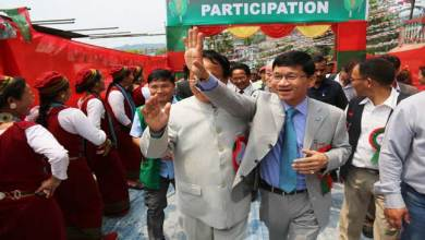 Photo of Peoples' Party of Arunachal Celebrates it's  Foundation Day