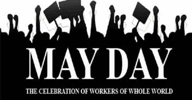 Chief Minister Kalikho Pul Greets People on May Day