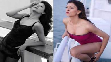 Photo of Bollywood actress Shushmita Sen takes instagram by storm