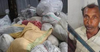 BSF Seized Gangja worth Rs 54 Lacs from Cooch Behar