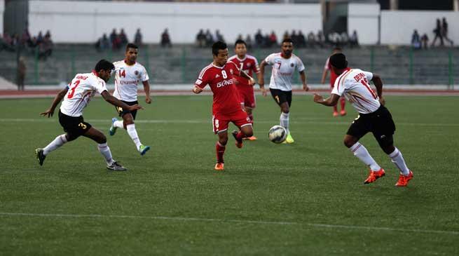 Federation Cup 2nd Leg: East Bengal FC vs Shillong Lajong FC