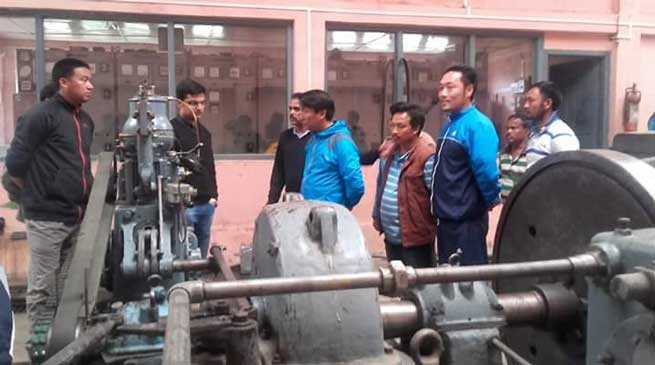 Tawang MLA calls for early restoration of Kitpi hydel station