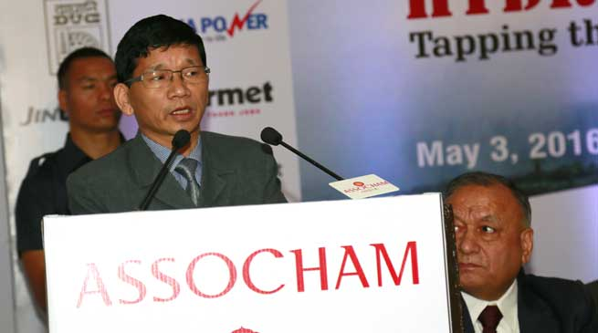 Hydropower Would be Developed in an Optimal Manner- Pul
