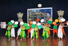 "Photo of A show on the theme ""Incredible India"""