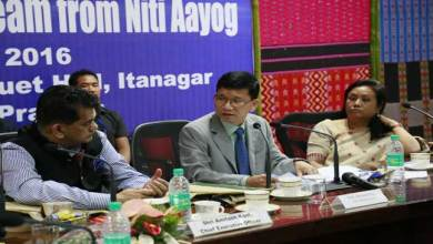 To Revamp the Social Sector, Arunchal Need One Time support from Centre