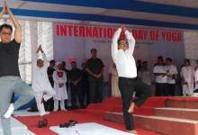 Photo of Arunachal Celebrates International Yoga Day