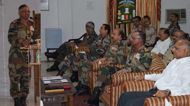 Jalrahat Commenced at Narangi Cantonment