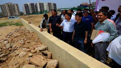 Photo of Arunachal gets two plots in New Delhi, Pul inspects the sites
