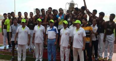 39th Inter Frontier Athletic Meet of BSF Concludes in Guwahati