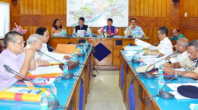 Arunachal Govt to release 6% Dearness Allowance to the Govt Employees