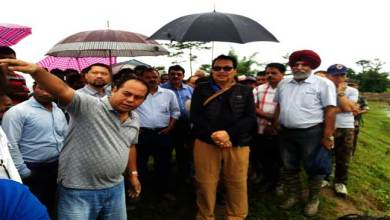 Photo of Dy Chief Minister Chowna Mein Visits Flood Affected Namsai