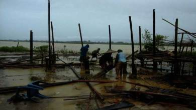 Photo of Dharmapur in Miao Circle Faces Drastic Flood Situation