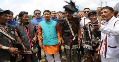 DREE Festival- Celebration kicked off at Ziro