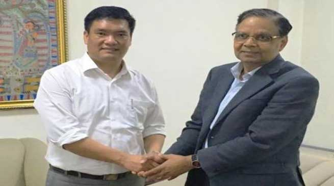 Niti Aayog Agreed to Guide the State for Development Master Plan