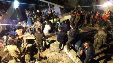 Building Collapse in Darjeeling- 3 Deaths, 7 Rescued, 7 Missing