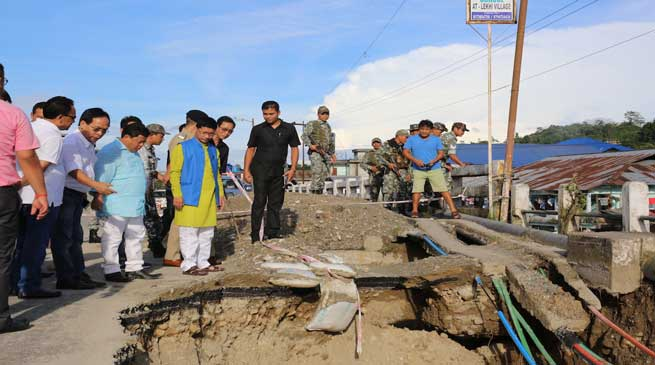 Artificial Flood in Capital Area is Due To Man Made Intervention-Pul