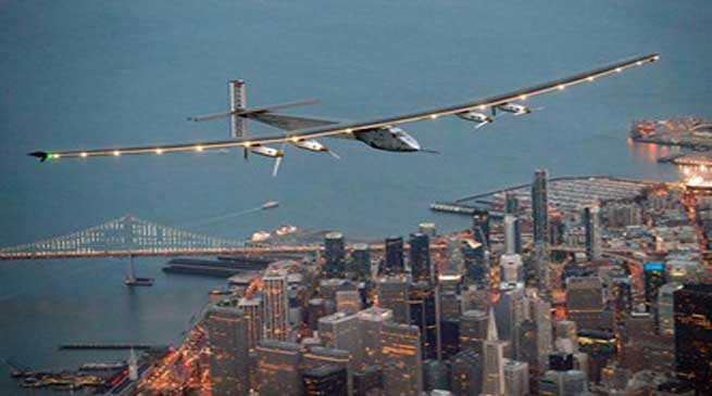 Solar Impulse Creates History after circumnavigating the world