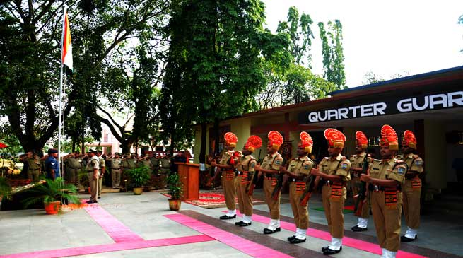 BSF Celebrates Independence Day at Frontier HQ