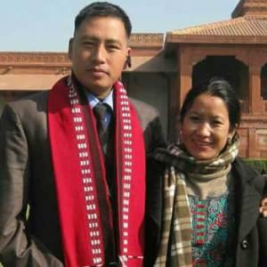 30 Lakhs Ex-gratia to the Wife of Late Havildar Hangpan Dada
