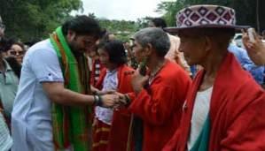 Pasighat- Yaad Karo Qurbani Observed at Yagrung Village